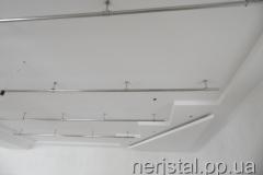 Фурнитура оборудования магазина из нержавейки Казатин