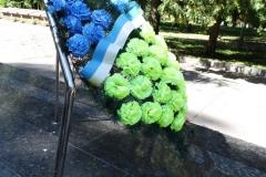 Конструкции из нержавейки для цветов Андрушевка