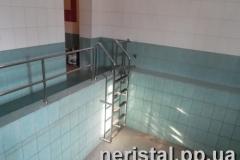 Коростень ограждения лестницы бассейн