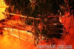 Ограждения винтовой лестницы из нержавейки Белая Церковь