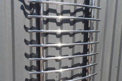 Полотенцесушитель водяной из нержавейки Марио 11 элементов