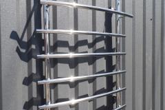 Полотенцесушитель водяной из нержавейки Марио 7 элементов