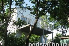 Ограждения балкона Васильков